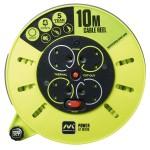 Masterplug PRO-XT CMU10134SL-PXA CASSETTE REEL 10M