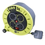 Masterplug PRO-XT CSU05134SL-PXA Cable Reel 5M