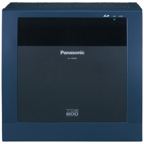 Panasonic KX-TDE600BX Communication Systems Converged IP and VOIP PBX System