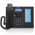 Panasonic corded business IP phone KX-HDV230 Black