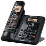 Panasonic 2.4Ghz Cordless Phone KX-TG3811 Black