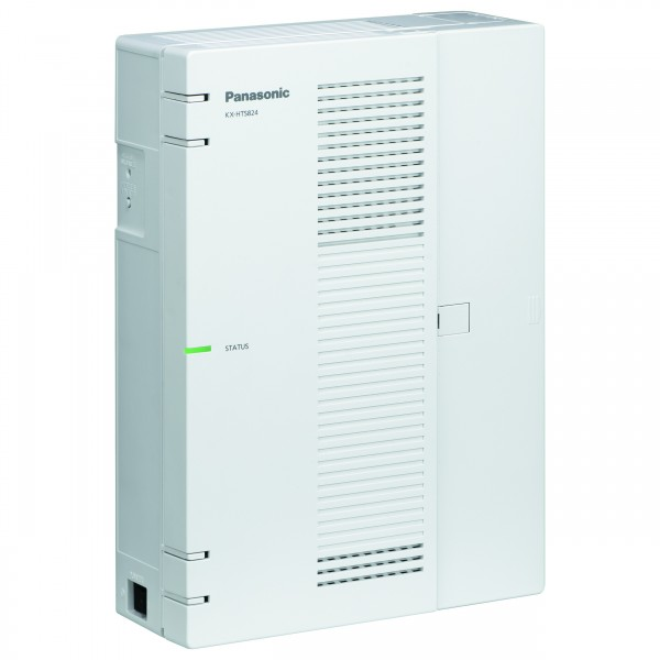 Panasonic KX-HTS824  PABX Compact Hybrid IP-PBX system