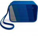 Philips BT110A/00 Wireless portable Bluetooth speaker - Blue