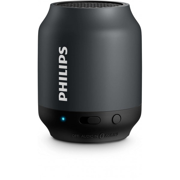 Philips BT50B/00 Wireless portable Bluetooth speaker - Black