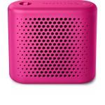 Philips BT55P/00 Wireless portable Bluetooth speaker - Pink