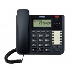 Uniden CE8402 Phone Book High Quality Speakerphone CE Approval Name and Number CID 10 Direct Memory Black