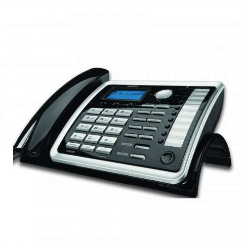 Uniden 2-Line Wireless Desk Phone System AT4701