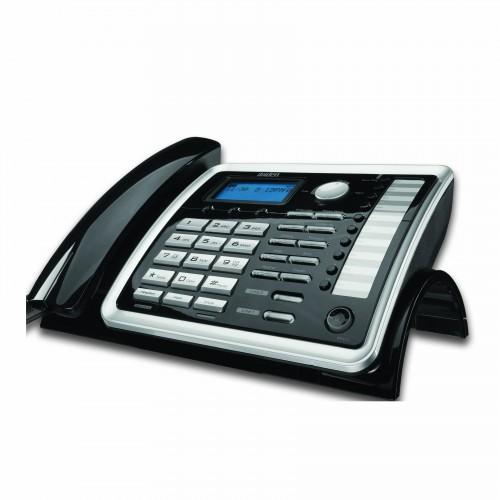 Uniden 2-Line Wireless Desk Phone System AT4701