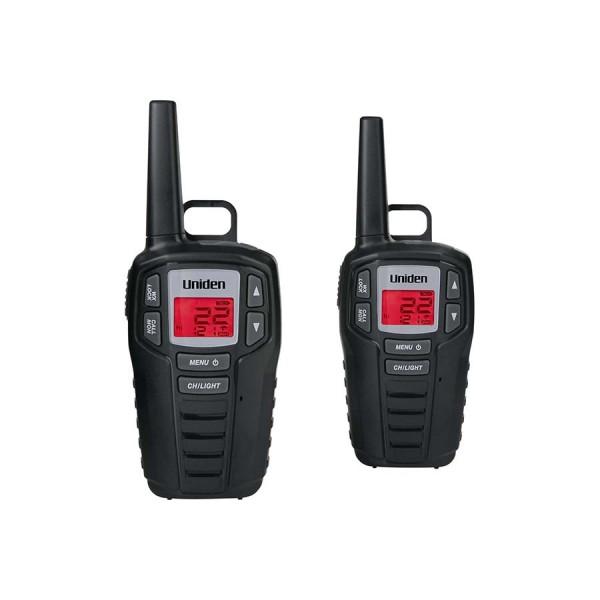 Uniden GMRS 35 Km range Headset Jack USB charging GMR SX237-2C