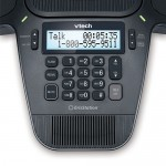 Vtech  ErisStation VT-VCS704A Conference Phone with Four Wireless Mics